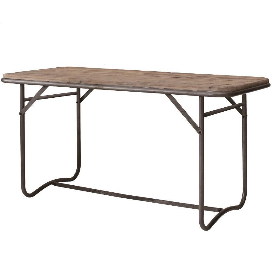 バトンⅡ ダイニングテーブル 1500パイン古材