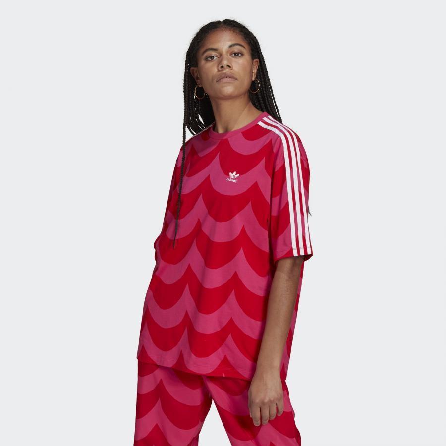 TEE マリメッコ オーバーサイズ Tシャツ