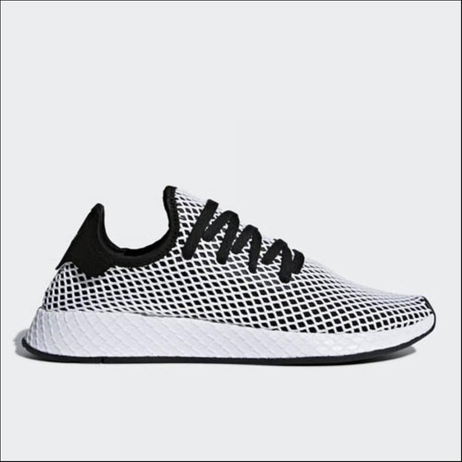 c89d50688a974 18SS-S Running White Running White  adidas Originals DEERUPT RUNNER  メンズ  レディース スニーカー  Running White  (アディダス ...