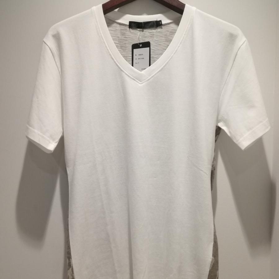 背面プリントTシャツ