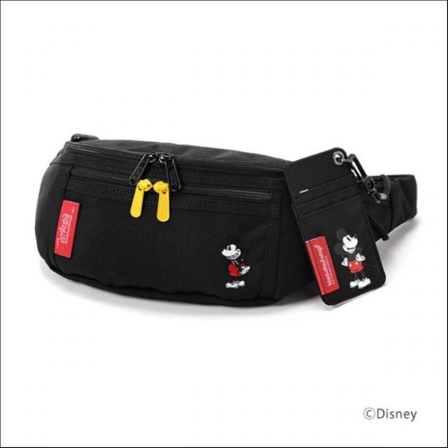 『Mickey Mouse Collection Alleycat Waist Bag』ウエストバッグXSサイズ
