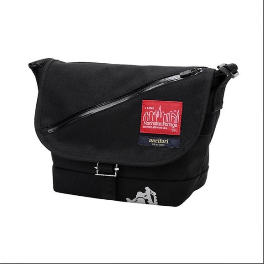 Manhattan Portage × narifuri Casual Messenger Bag JR メッセンジャーバッグSサイズ