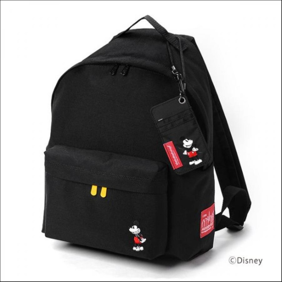 『Mickey Mouse Collection Big Apple Backpack』バックパックMサイズ