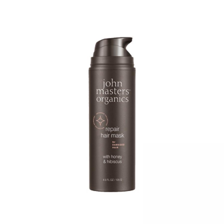 john masters organics H&Hリペアヘアマスク(ハニー&ハイビスカス) 125g