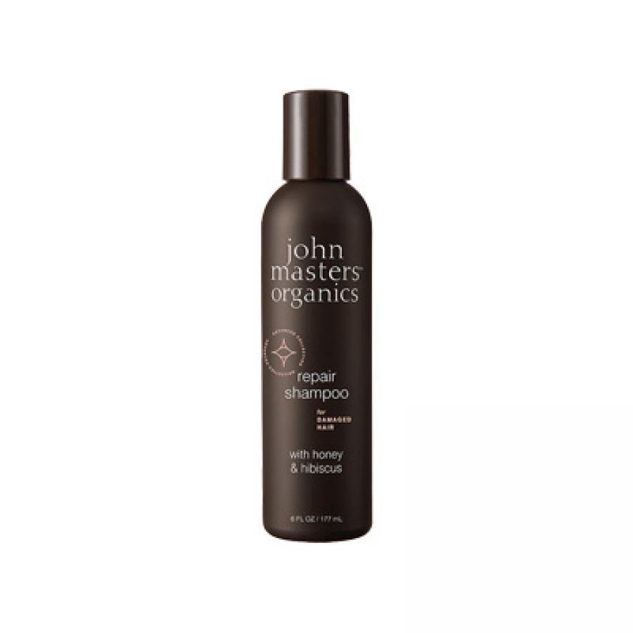 john masters organics H&HリペアシャンプーN(ハニー&ハイビスカス) 177ml