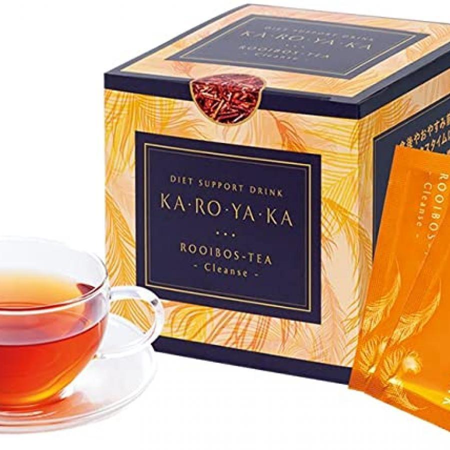 KA・RO・YA・KA ルイボスティー 飲むだけカンタン ( 75g / 2.5g×30袋) Wサポート