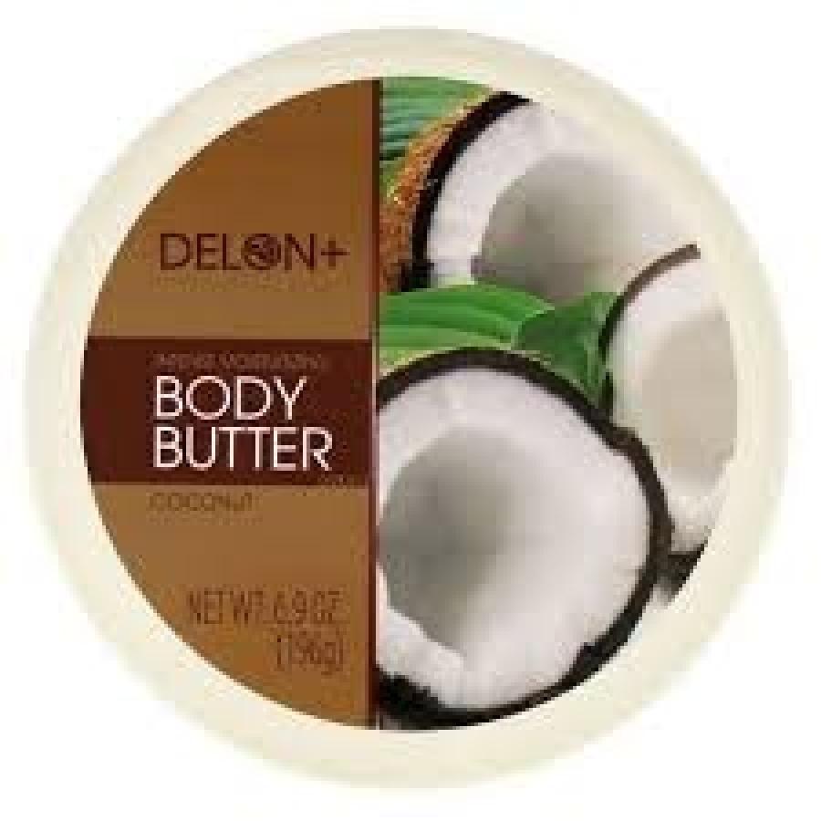 DELON BODY BUTTER coconut(ココナッツ)  196g