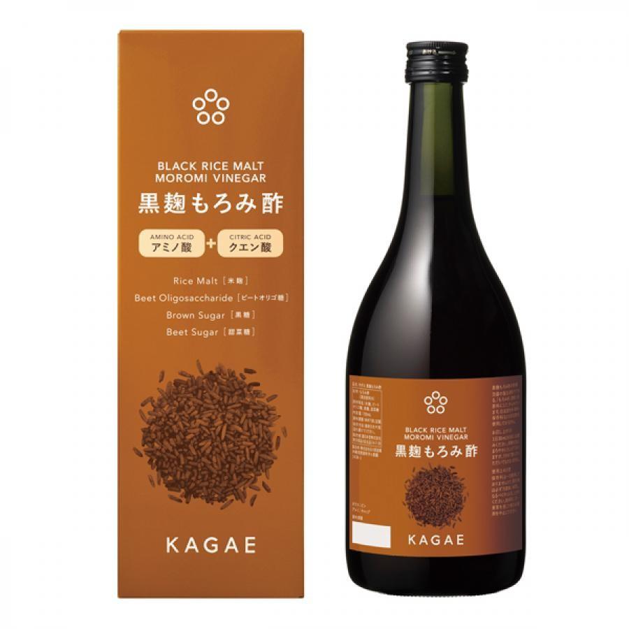 カガエ 黒麹もろみ酢 720mL