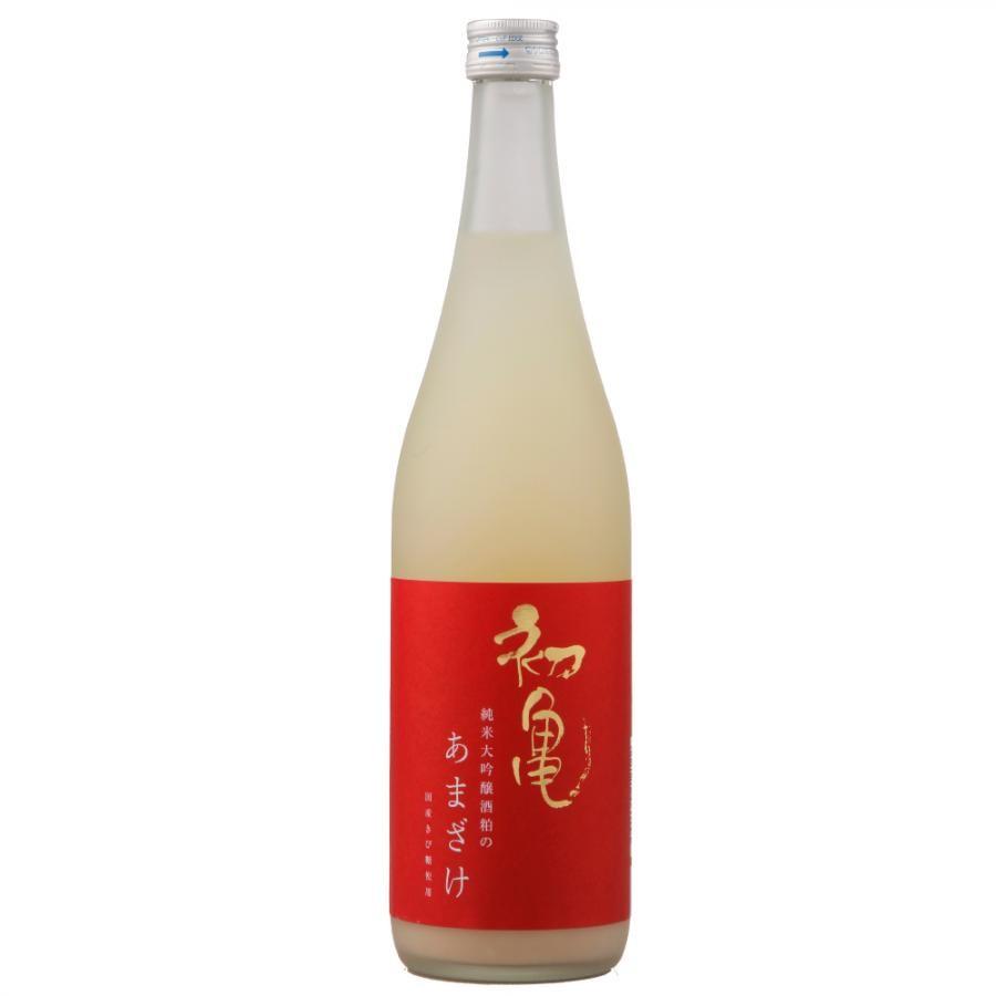 初亀 純米大吟醸酒粕のあまざけ
