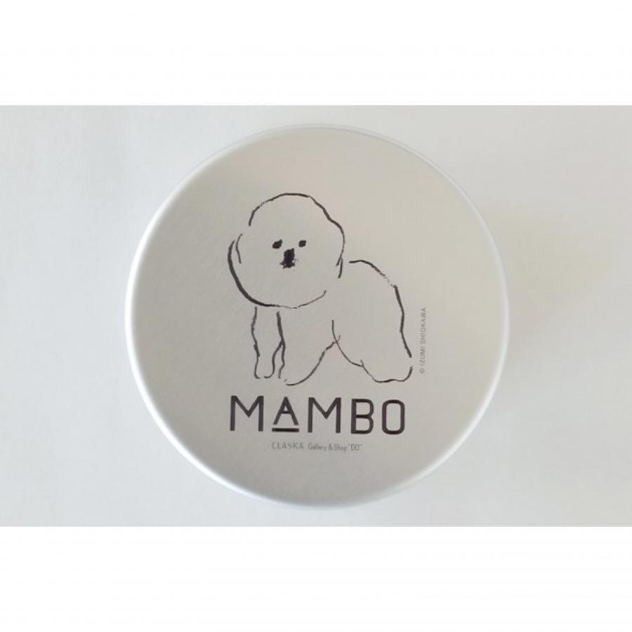 MAMBO アルミ弁当箱 丸型 / DO Original
