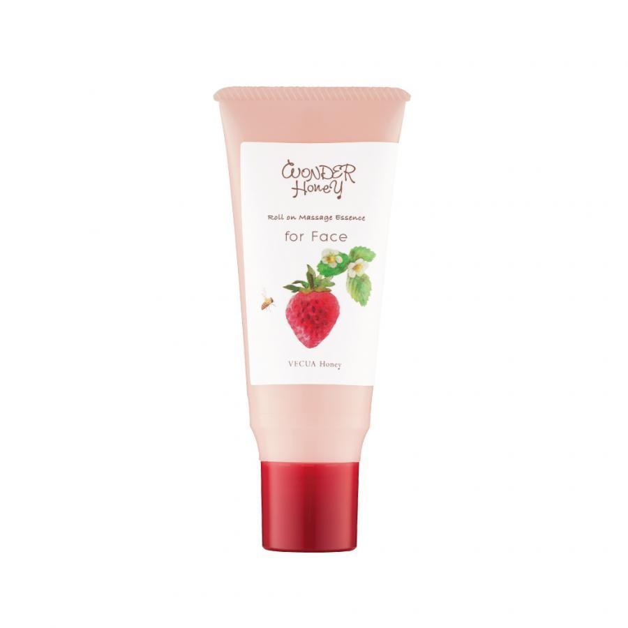 【予約販売(1月29日発売)】コロコロマッサージのすっきり美容液 イチゴ 60mL