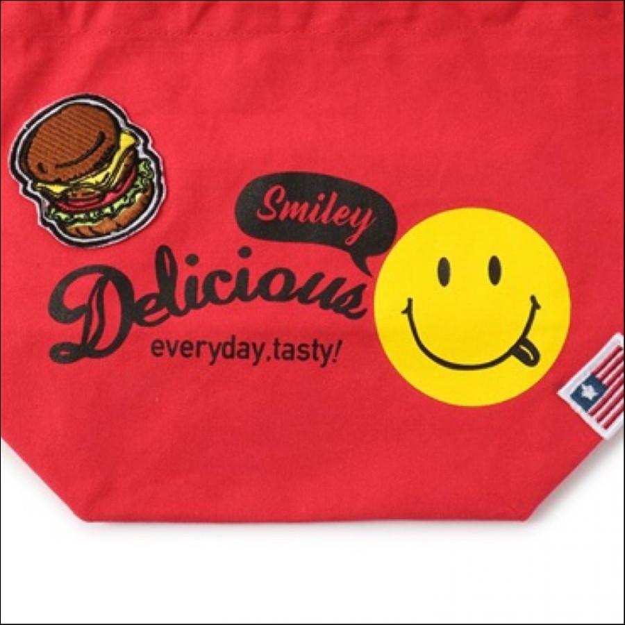 Delicious Smile (デリシャス スマイル) ランチ巾着 RD