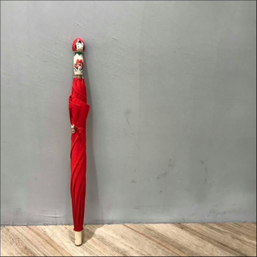 いちごのこけし傘
