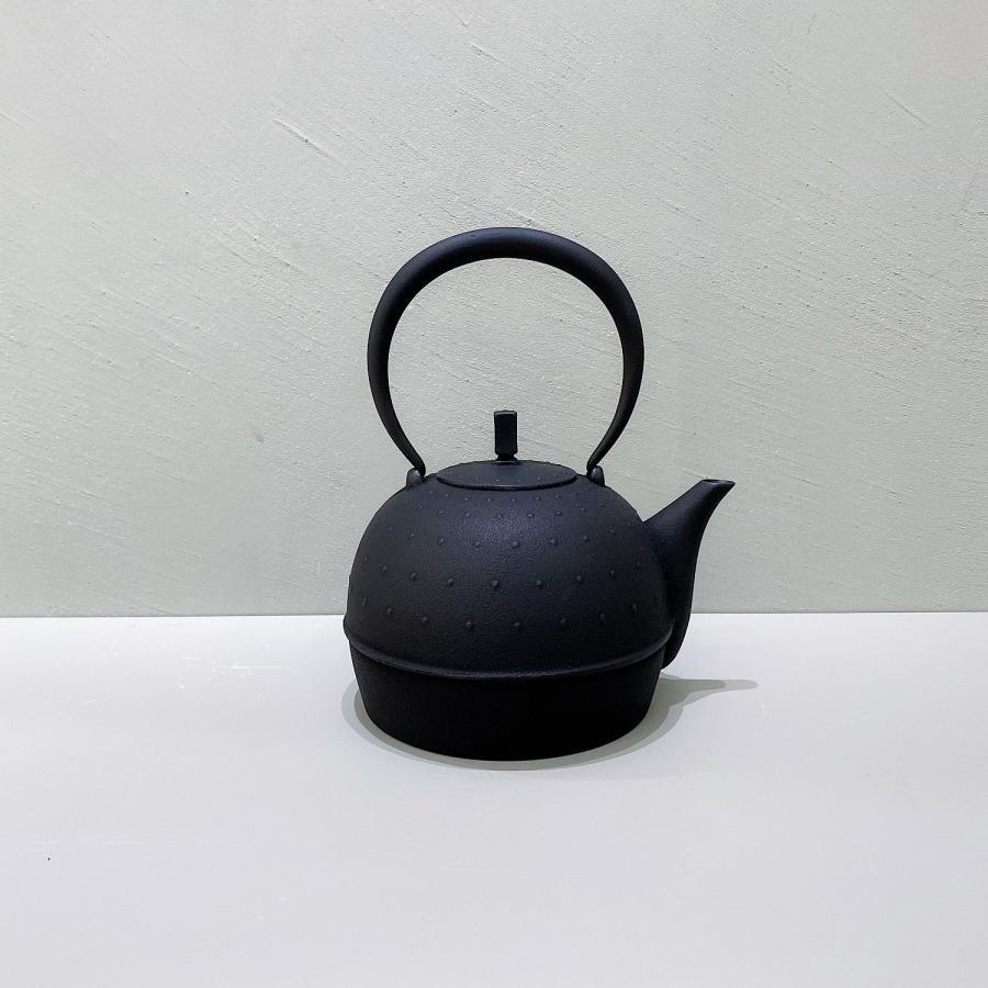 空間鋳造 鉄瓶Sayu|大|南部鉄器