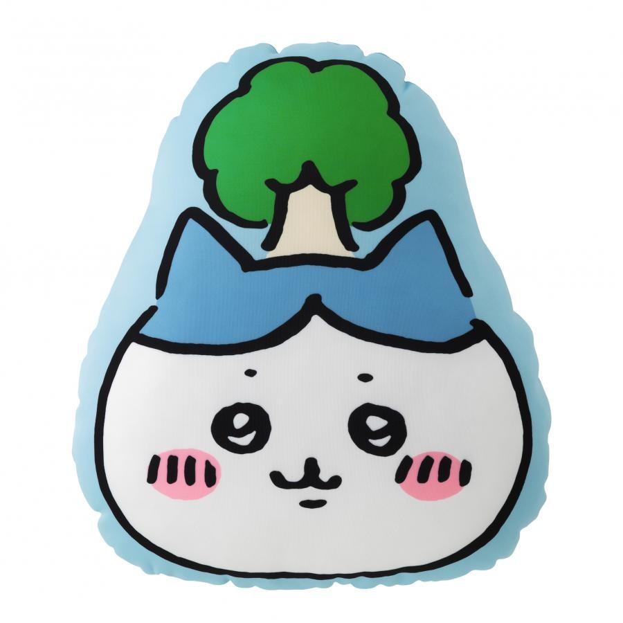 ちいかわの森 森のゆるカットクッション(ハチワレ)