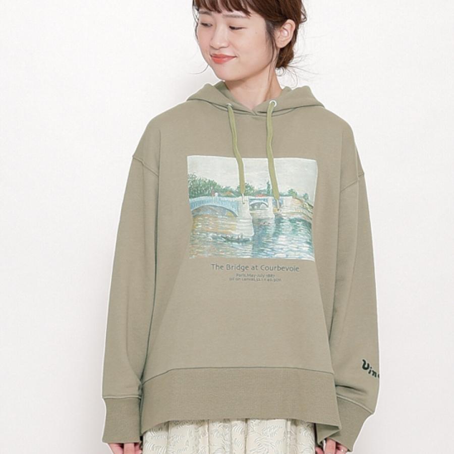 【予約商品】PDD×VGMフーデットスウェットシャツ