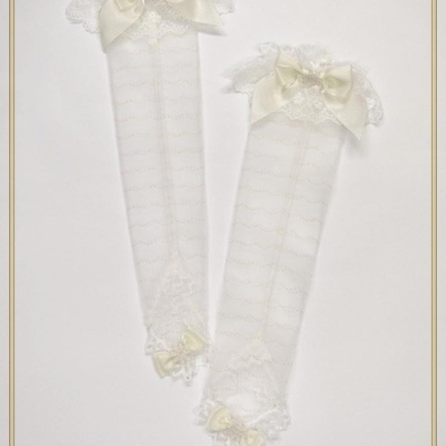 ちいさなちいさな花の妖精のロンググローブ