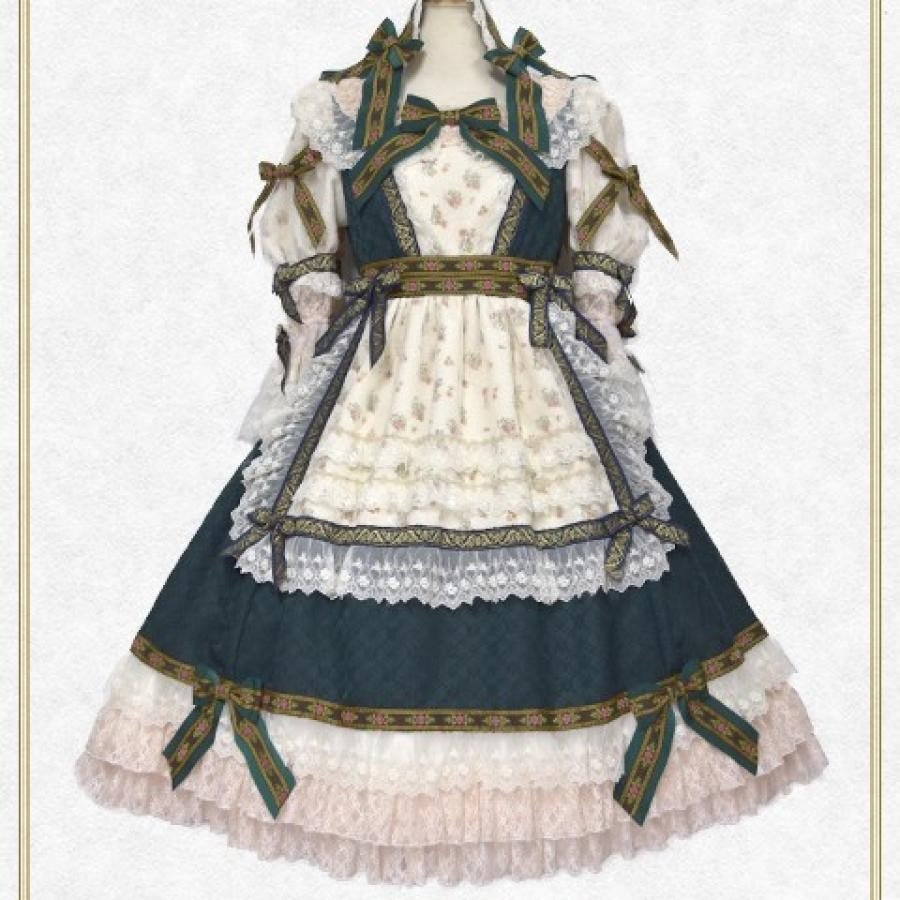 Mazurka~乙女なJolie fleur~ワンピースセット