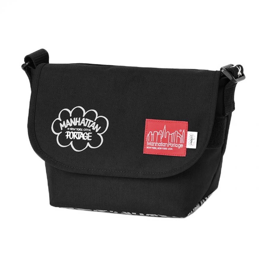 【数量限定】Casual Messenger Bag JR Eric Haze