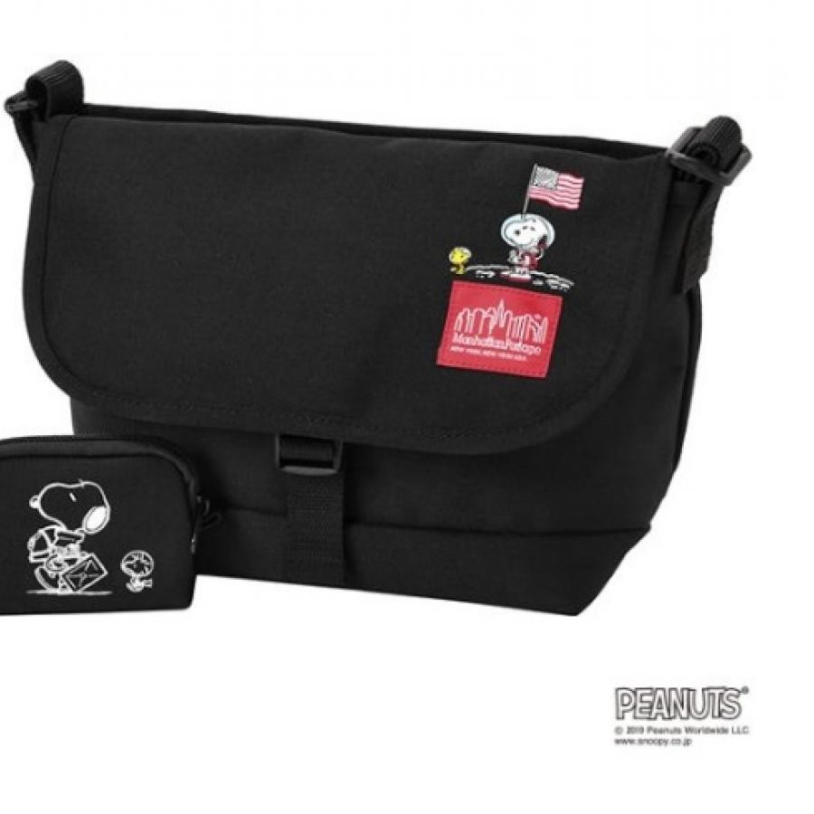 【11/16 本日発売】Manhattan Portage × PEANUTS Casual Messenger Bag JRS
