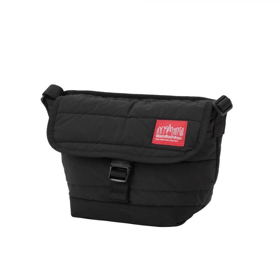 【新発売】Quilting Fabric Casual Messenger Bag JR