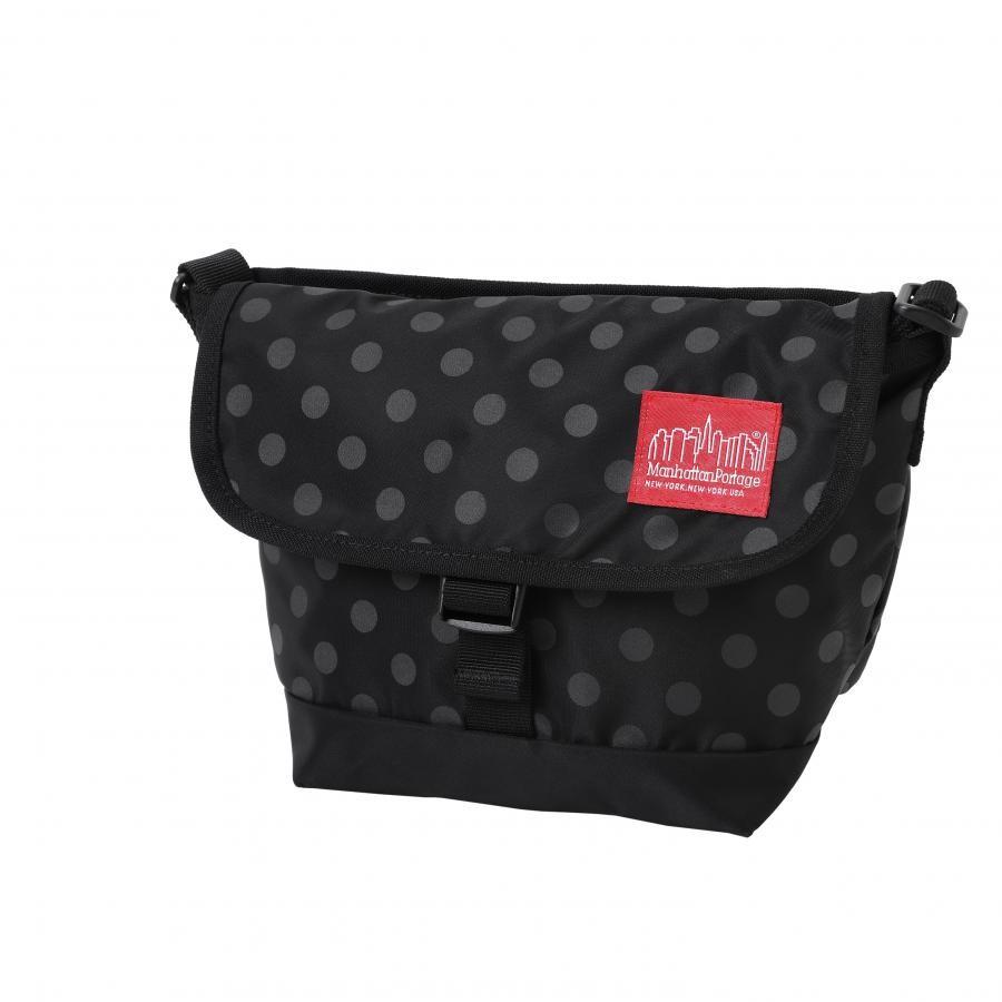Casual Messenger Bag Dot Print
