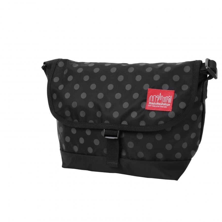 Casual Messenger Bag JRS Dot Print