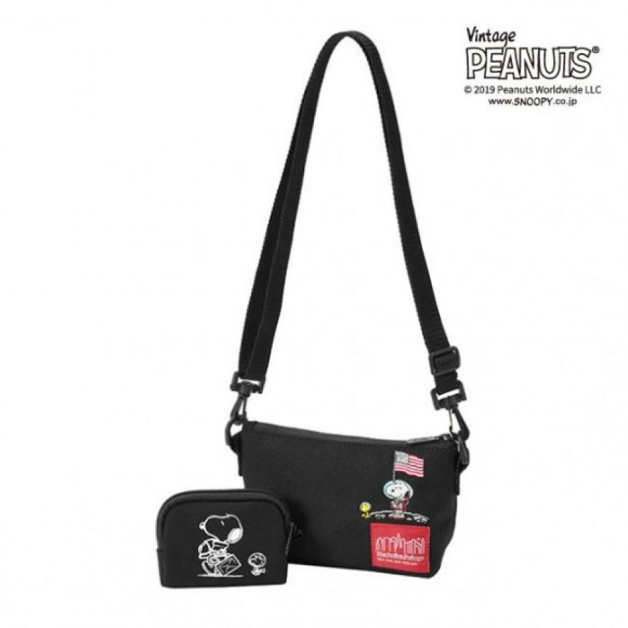 【直営店限定モデル】Manhattan Portage × PEANUTS Mini Clutch
