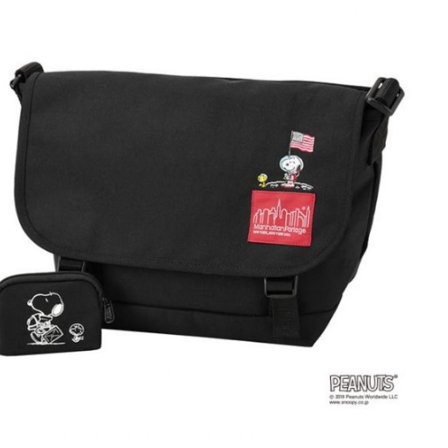 【11/16 本日発売】Manhattan Portage × PEANUTS Casual Messenger Bag JR