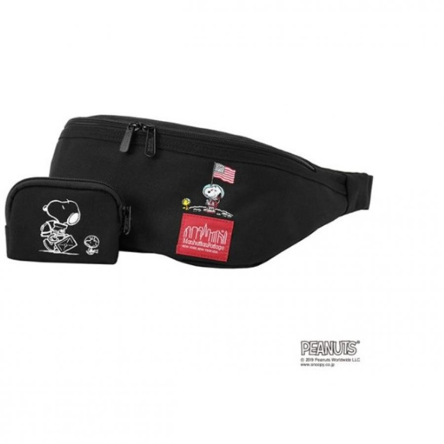 【11/16 本日発売】Manhattan Portage × PEANUTS Brooklyn Bridge Waist Bag
