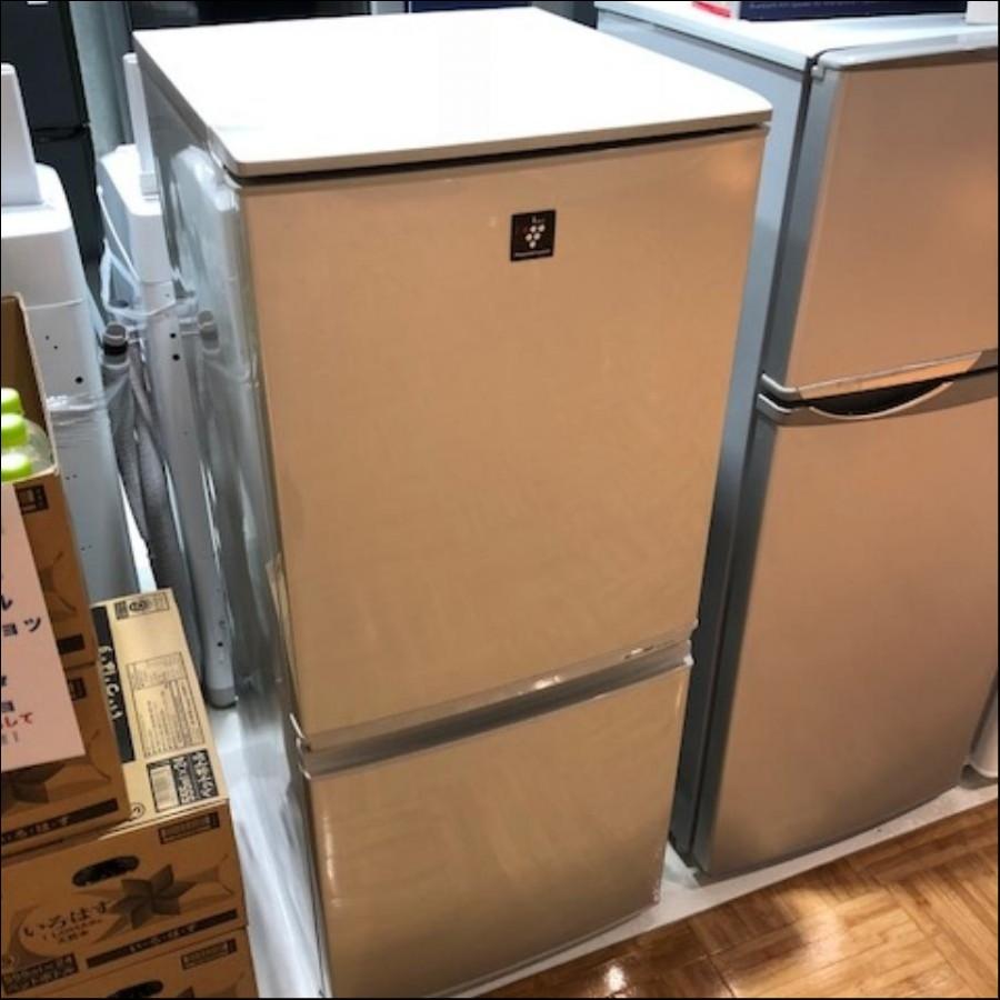 単身向けの高級ライン!プラズマクラスターはSHARPだけ☆見逃せない高機能冷蔵庫!!