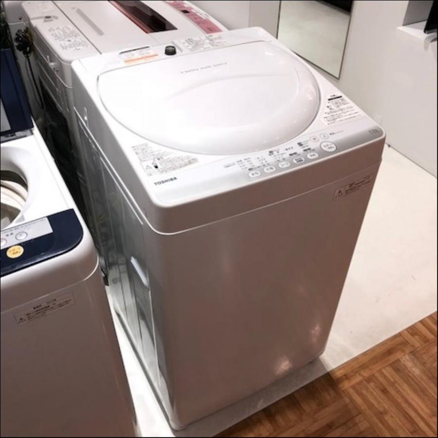 単身向け洗濯機♪人気の東芝☆洗浄力◎2013年製