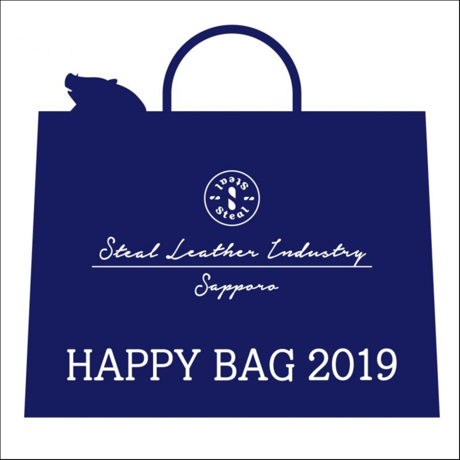 Steal HAPPY BAG 2019