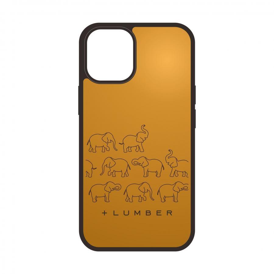 【パルコヤ上野店限定】ゾウの木製iPhoneCase