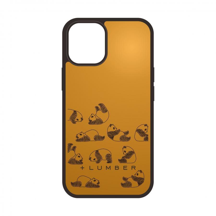 【パルコヤ上野店限定】パンダの木製iPhoneCase