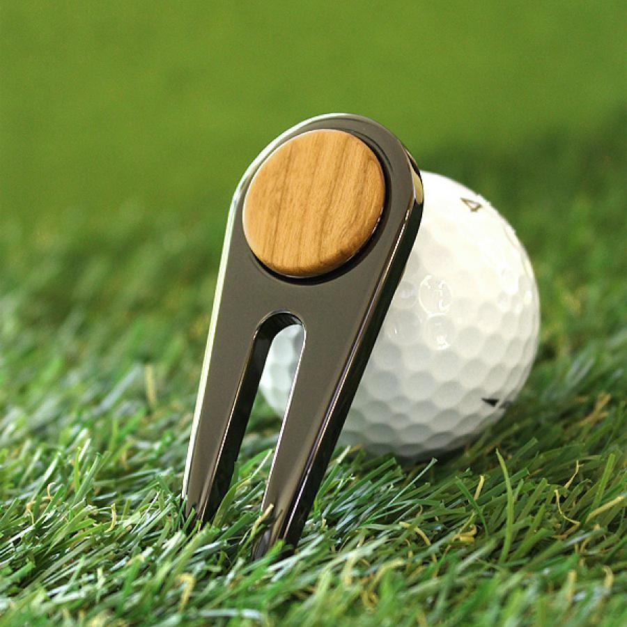 ゴルフ グリーンフォーク
