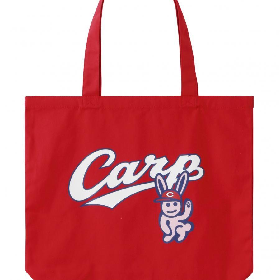 X-girl × CARP TOTE BAG