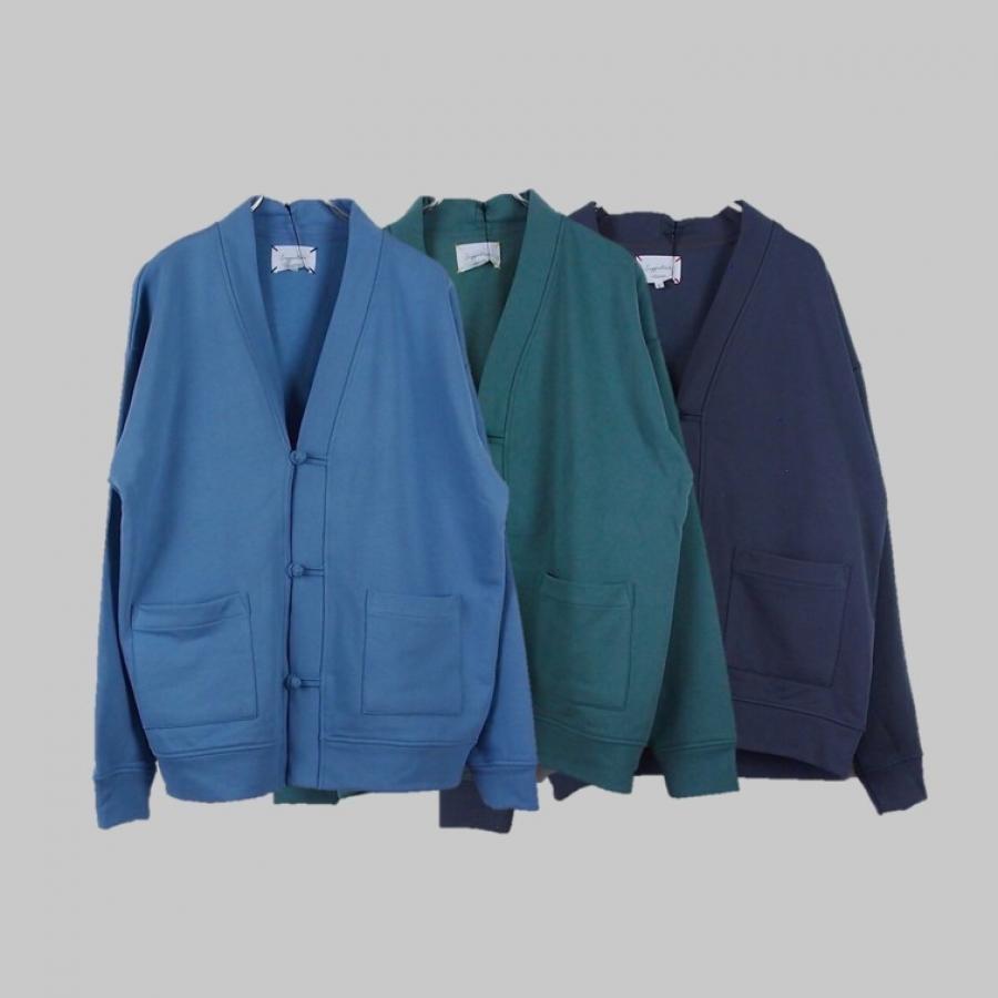Sweatshirt China cardigan