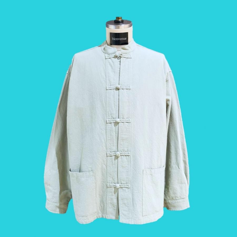 Oversized China Shirts