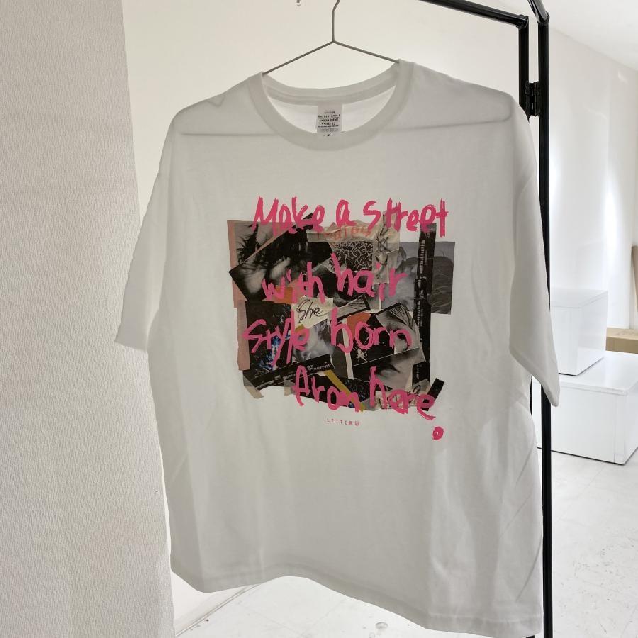 【LETTER design】オリジナルTシャツ