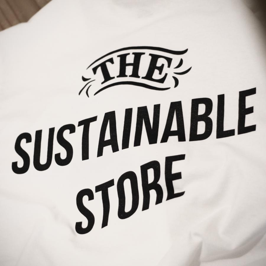 【THE SUSTAINABLE STORE】TSS LOGO T-SHIRTS