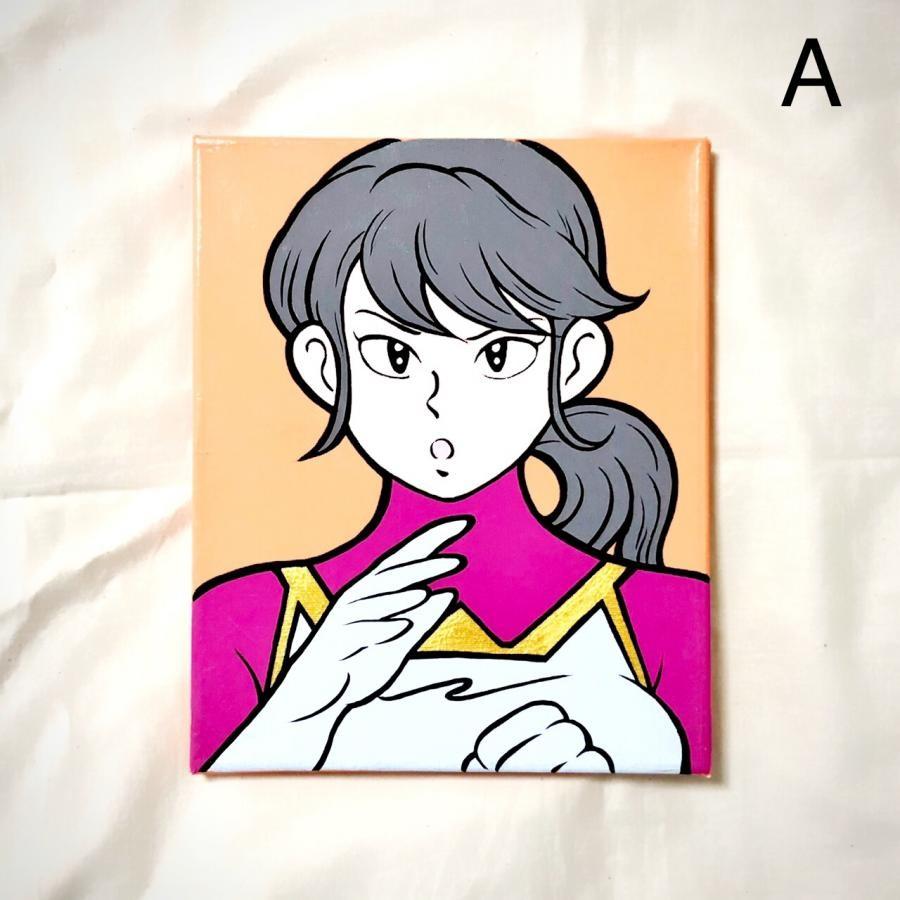 鎌田かまを 原画(2)