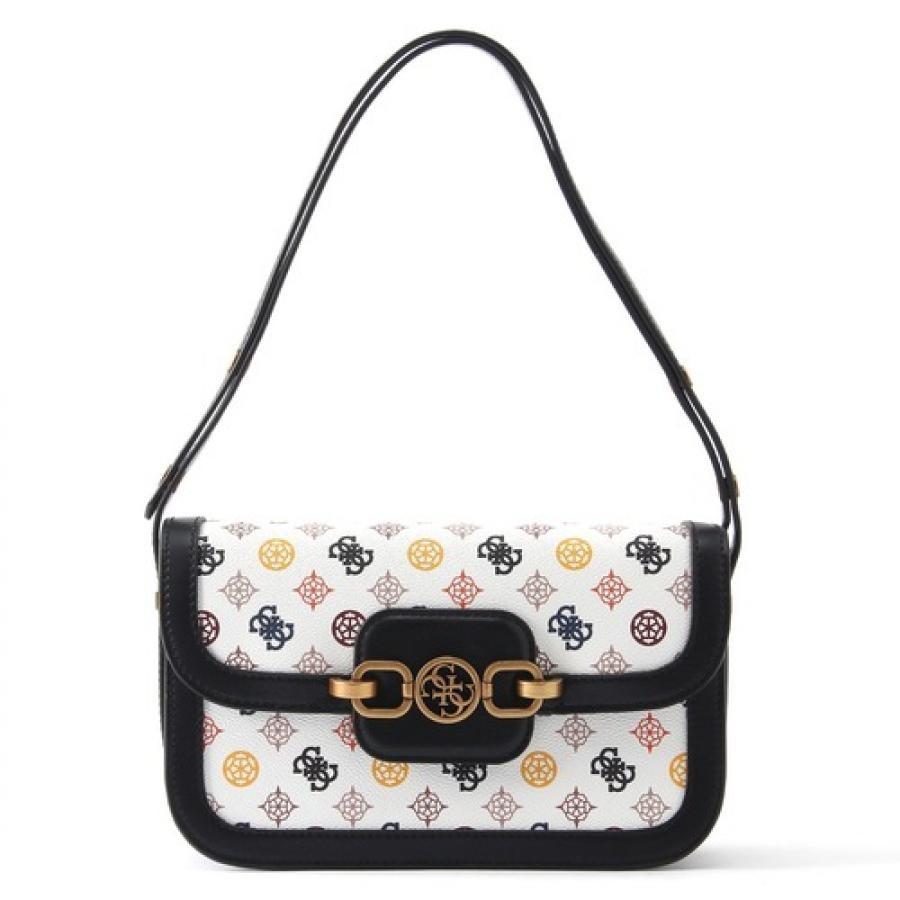 HENSELY LOGO Convertible Shoulder Bag