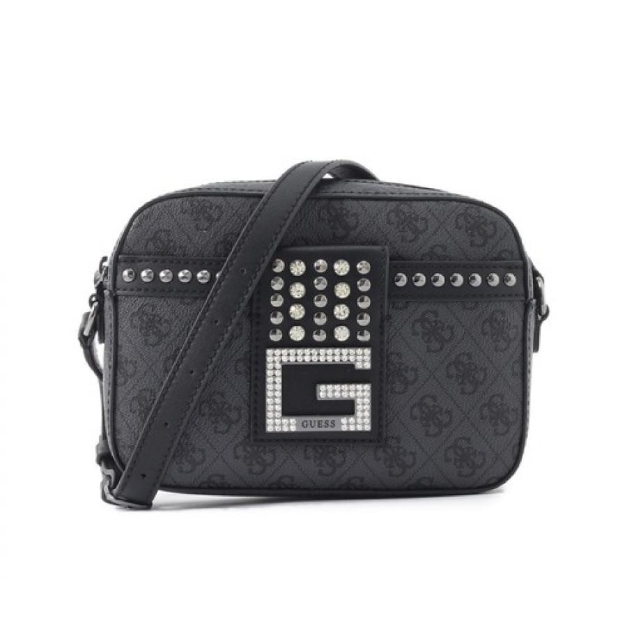 ▽30%OFF▽LOGO BLING 4G Logo Camera Bag