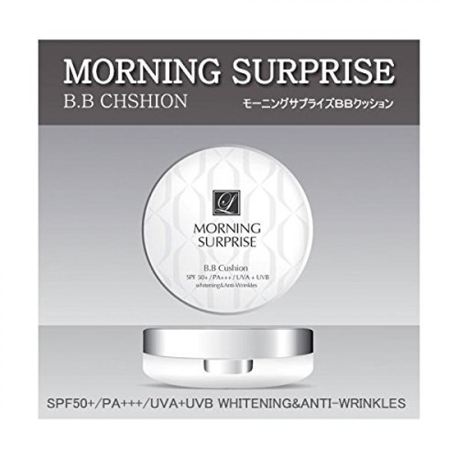 【MORNING SURPRISE】モーニングサプライズBBクッション