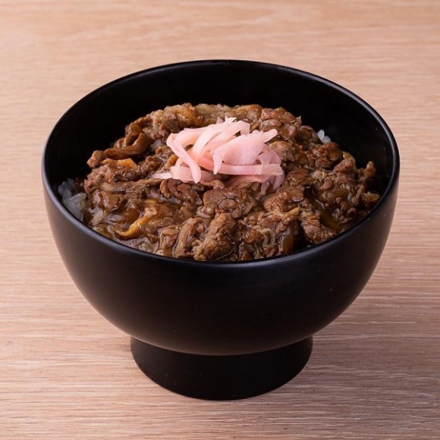 【ごはんがおとも】牛丼