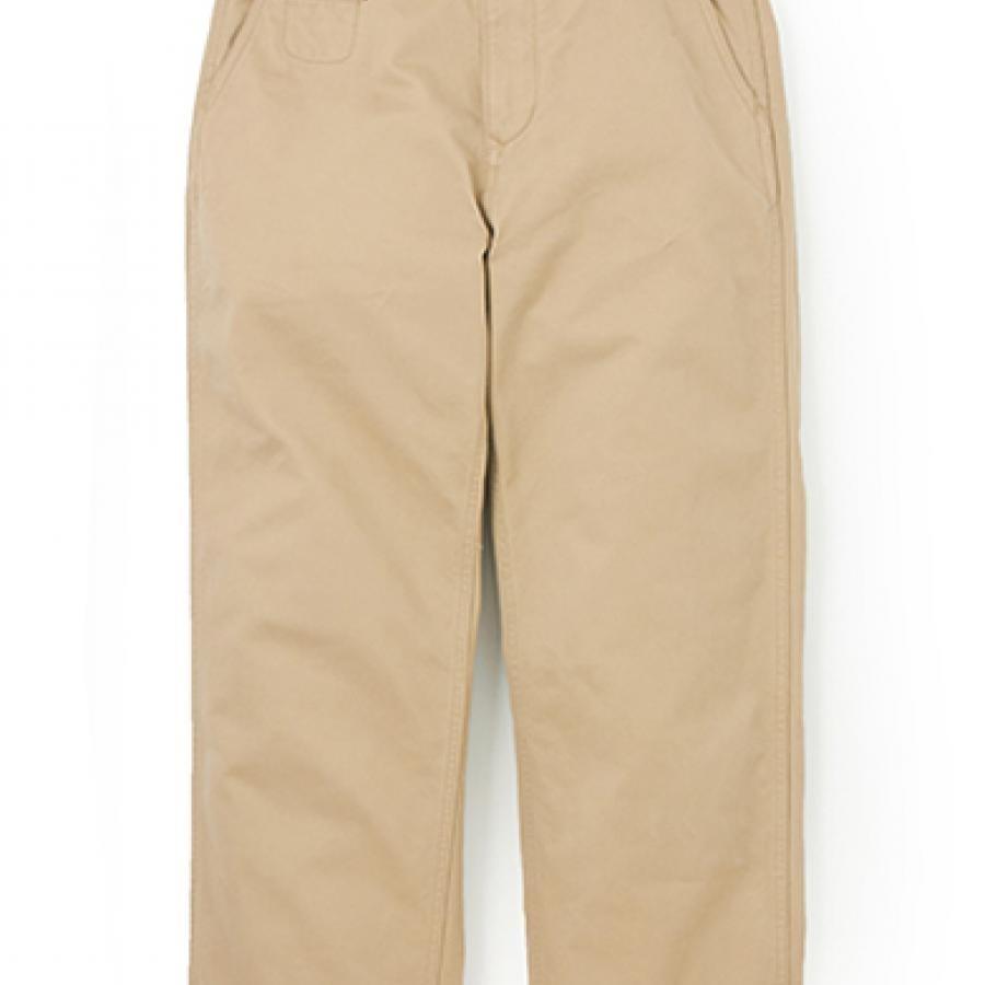 【先行予約・店頭受取】Sandinista サンディニスタ B.C. Chino Pants - Wide 【BEIGE】