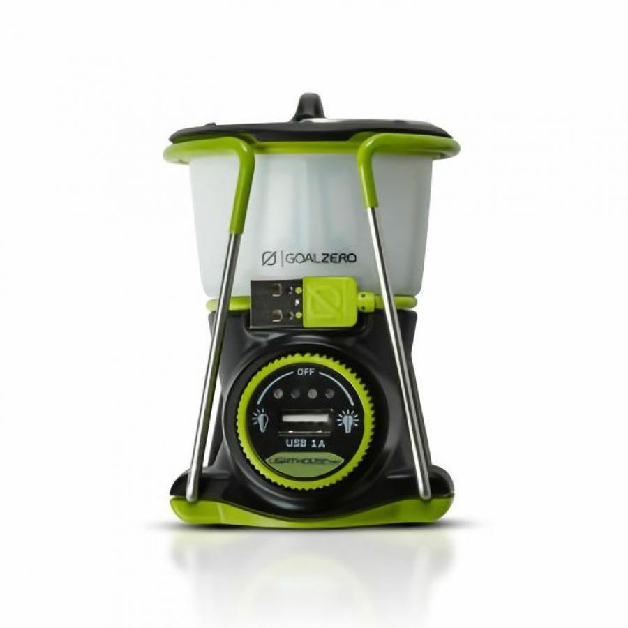 GOAL ZERO ゴールゼロ Lighthouse Mini ライトハウスミニ 多機能 コンパクト LED ランタン