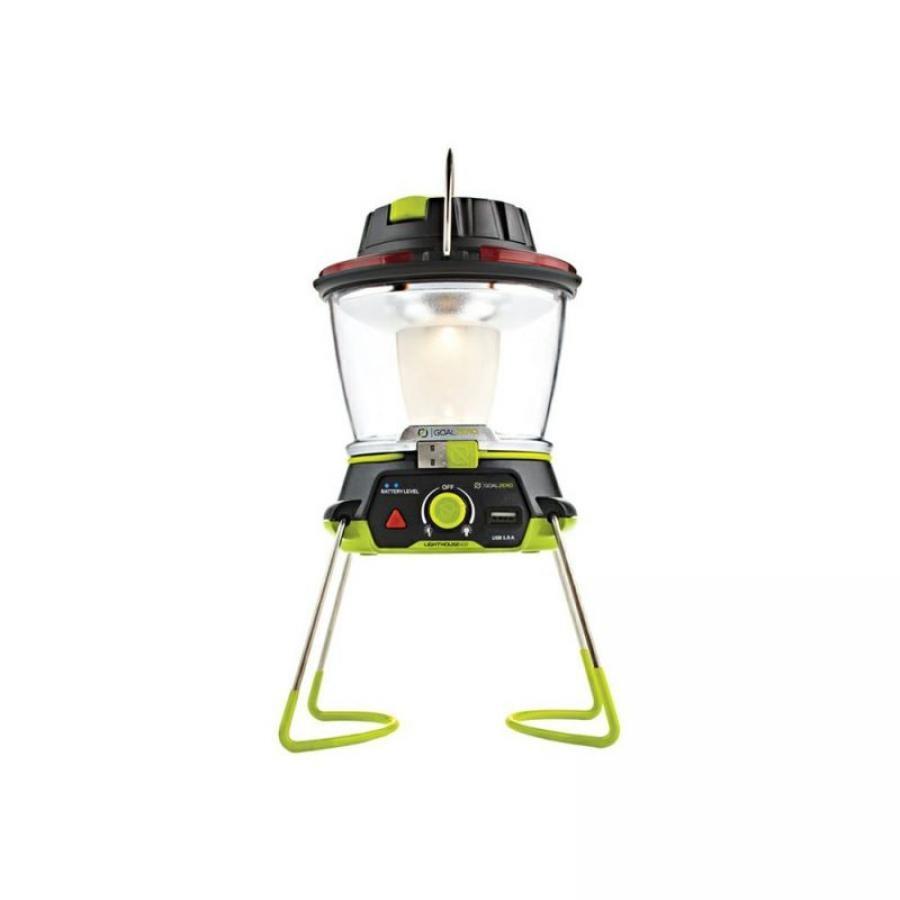 GOAL ZERO ゴールゼロ Lighthouse 400 ライトハウス 多機能 LEDランタン