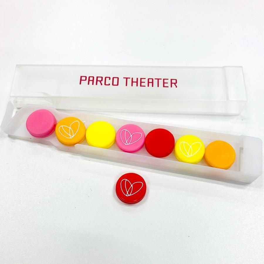 【11/22正午入荷】PARCO劇場オリジナル ドロップクリップス/パルコ劇場